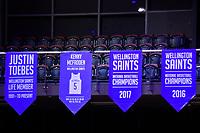 20180714 NBL - Cigna Saints v Taranaki Mountainairs