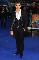 "Louis Smith arriving for the ""X-Men: Days of Future Past"" UK premiere at the Odeon Leicester Square, London. 12/05/2014 Picture by: Steve Vas / Featureflash"