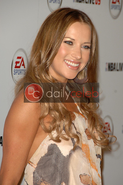 Edyta Sliwinska<br />at the Launch Party for NBA Live 09. Beso, Hollywood, CA. 09-26-08<br />Dave Edwards/DailyCeleb.com 818-249-4998