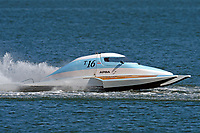 Kevin Gunther, T-16        (1.5 Litre Stock hydroplane(s)