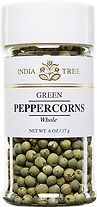 30222 Green Peppercorns, Small Jar 0.6 oz