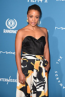 LONDON, UK. December 02, 2018: Nina Toussaint White at the British Independent Film Awards 2018 at Old Billingsgate, London.<br /> Picture: Steve Vas/Featureflash