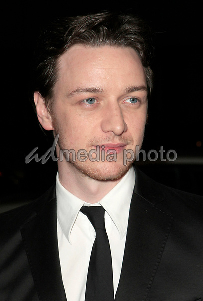 "06 December, 2007 - Beverly Hills, California - James McAvoy. ""Atonement"" Los Angeles Premiere held at the Academy Theatre. Photo Credit: Russ Elliot/AdMedia"