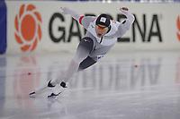 SCHAATSEN: HEERENVEEN: 07-03-2020, IJsstadion Thialf, ISU World Cup Final, 1000m Men, Nico Ihle (GER), ©foto Martin de Jong