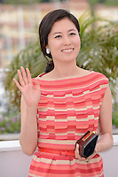 "Moon Sori attending the ""Da-reun Na-ra-e-suh (In Another Country)"" Photocall during the 65th annual International Cannes Film Festival in Cannes, France, 21th May 2012...Credit: Timm/face to face / Mediapunchinc"