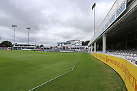 General view looking from the Tom Pearce stand ahead of Essex Eagles vs Glamorgan, NatWest T20 Blast Cricket at The Cloudfm County Ground on 16th July 2017