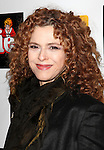 Bernadette Peters attending the Broadway Opening Night Performance of 'Annie' at the Palace Theatre in New York City on 11/08/2012