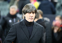 Bundestrainer Joachim Loew (Deutschland Germany) - 16.11.2019: Deutschland vs. Weißrussland, Borussia Park Mönchengladbach, EM-Qualifikation DISCLAIMER: DFB regulations prohibit any use of photographs as image sequences and/or quasi-video.