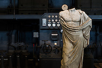 Centrale Montemartini, one of a kind Museum