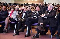 LAURENCE ROSSIGNOL, JEAN-MARIE LE GUEN, JEAN-VINCENT PLACE, JEAN-PAUL HUCHON - MEETING PS - H… HO LA GAUCHE A L'UNIVERSITE PARIS DESCARTES