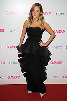 Caroline Flack arrives for the Glamour Women of the Year Awards 2014 in Berkley Square, London. 03/06/2014 Picture by: Steve Vas / Featureflash