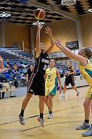 WBC Women's Basketball Championship  at Te Rauparaha Arena, Porirua, Wellington, New Zealand on Friday 7 June 2013. <br /> Photo by Masanori Udagawa. www.photowellington.photoshelter.com.
