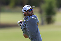 Nick Flanagan (AUS) on the 9th fairway during Round 3 of the Australian PGA Championship at  RACV Royal Pines Resort, Gold Coast, Queensland, Australia. 21/12/2019.<br /> Picture Thos Caffrey / Golffile.ie<br /> <br /> All photo usage must carry mandatory copyright credit (© Golffile | Thos Caffrey)