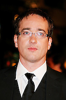 "MATTHEW MacFADYEN.The World Premiere of ""Frost/Nixon"" during The Times BFI 52nd London Film Festival, Odeon Leicester Square, London, England, UK, .October 15th, 2008.lff frost nixon headshot portrait black glasses .CAP/DAR.©Darwin/Capital Pictures."