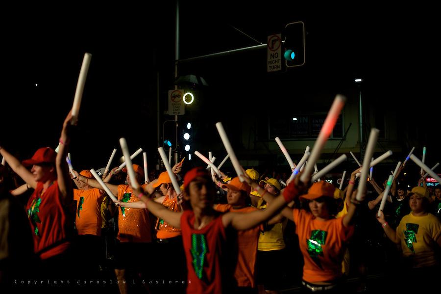 Sydney Gay and Lesbian Mardi Gras Parade 2010