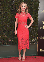 PASADENA, CA - APRIL 29:  Giada De Laurentiis at the 45th Annual Daytime Emmy Awars at the Pasadena Civic Auditorium on April 29, 2018 in Pasadena, California. (Photo by Scott KirklandPictureGroup)