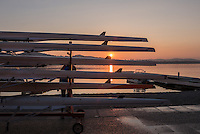 Varese. Lombardia. ITALY. General View.  Sun Set, Crewsreturning from afternoon Training on Lake/Lago Varies. [Varese Rowing Club]. [Canottieri Varese]<br /> <br /> Tuesday  03/01/2017<br /> <br /> [Mandatory Credit; Peter Spurrier/Intersport-images]<br /> <br /> <br /> LEICA CAMERA AG - LEICA Q (Typ 116) - 1/1250 - f2.8