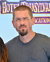 "Steve Howey at the world premiere for ""Hotel Transylvania 3: Summer Vacation"" at the Regency Village Theatre, Los Angeles, USA 30 June 2018<br /> Picture: Paul Smith/Featureflash/SilverHub 0208 004 5359 sales@silverhubmedia.com"