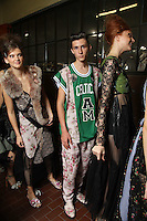 Antonio Marras<br /> Milan Fashion Week  ss17<br /> on September 24 2016<br /> CAP/GOL<br /> &copy;GOL/Capital Pictures /MediaPunch ***NORTH AND SOUTH AMERICAS ONLY***