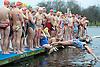 Christmas Day Swim Serpentine 25th December 2016