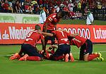 Deportivo Independiente Medellín igualó 1-1 con Boyacá Chicó  en el estadio Atanasio Girardot por la fecha 8 del Torneo  Apertura Colombiano 2015.