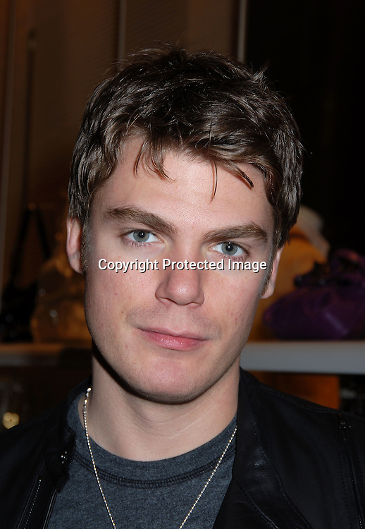 Jeff Branson ..at The Launch Party for the 11th Annual Gen Art Film Festival hosted by Salvatore Ferragamo on March 29, 2006..at Salvatore Ferragamo Store on Fifth Avenue. ..Robin Platzer, Twin Images