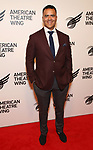 Christopher Jackson attends The American Theatre Wing's 2019 Gala at Cipriani 42nd Street on September 16, 2019 in New York City.