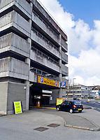 NCP Multi Storey Car Park..©shoutpictures.com..john@shoutpictures.com