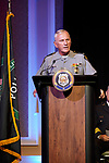 Ohio State Highway Patrol Superintendant Pride delivers his keynote address.