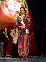 BANGKOK, THAILAND - DECEMBER 14: 2018 MISS UNIVERSE: Miss Mexico, Andrea Toscano during rehearsals for the 2018 MISS UNIVERSE competition at the Impact Arena in Bangkok, Thailand on December 14, 2018. Miss Universe will air live on Sunday, Dec. 16 (7:00-10:00 PM ET live/PT tape-delayed) on FOX.  (Photo by Frank Micelotta/FOX/PictureGroup)