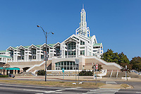 The Arthur R. Outlaw Convention Center in Mobile, Alabama.