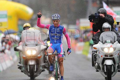 2010, Tour de Romandie, Stage 04 Vevey - Chatel, Lampre 2010, Spilak Simon, Chatel. Stage 4 Winner.