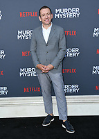 "10 June 2019 - Westwood, California - Dany Boon. Netflix's ""Murder Mystery"" Los Angeles Premiere held at Regency Village Theater. Photo Credit: Birdie Thompson/AdMedia"