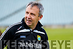 Kerry Manager Peter Keane after the Kerry v Roscommon All Ireland Minor Quarter Final at the Gaelic Grounds in Limerick on Saturday.