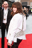 Rebecca Ferguson<br /> arrives for the &quot;Florence Foster Jenkins&quot; European premiere at the Odeon Leicester Square, London<br /> <br /> <br /> &copy;Ash Knotek  D3106 12/04/2016