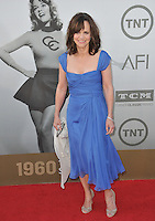 Sally Field at the 2014 American Film Institute's Life Achievement Awards honoring Jane Fonda, at the Dolby Theatre, Hollywood.<br /> June 5, 2014  Los Angeles, CA<br /> Picture: Paul Smith / Featureflash