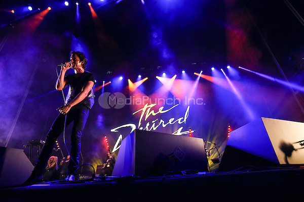 LAS VEGAS, NV - September 27: ***HOUSE COVERAGE*** Brandon Flowers pictured performing at Life Is Beautiful Festival in Las Vegas, NV on September 27, 2015. Credit: Erik Kabik Photography/ MediaPunch