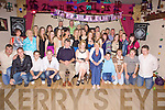 21st. Friends and family of Emma Hayes (pictured centre), from Kilflynn gathered on Saturday night to celebrate her 21st birthday in Herberts Bar, Kilflynn
