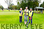 Castleisland Pitch & Putt - Pat O'Leary, Billy Lynch, Willie Reidy