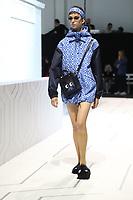 SEPT Anya Hindmarch  catwalk show at London Fashion Week