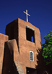 San Miguel Mission, oldest church, Santa Fe