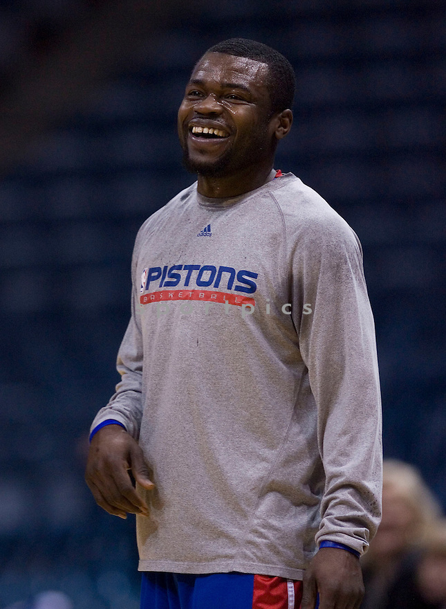 Will Bynum.\.Milwaukee Bucks lost to the Detroit Pistons 81-93.