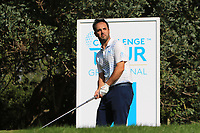 Nicolas Loprete (ESP) on the 11th tee during the Pro-Am of the Challenge Tour Grand Final 2019 at Club de Golf Alcanada, Port d'Alcúdia, Mallorca, Spain on Wednesday 6th November 2019.<br /> Picture:  Thos Caffrey / Golffile<br /> <br /> All photo usage must carry mandatory copyright credit (© Golffile | Thos Caffrey)