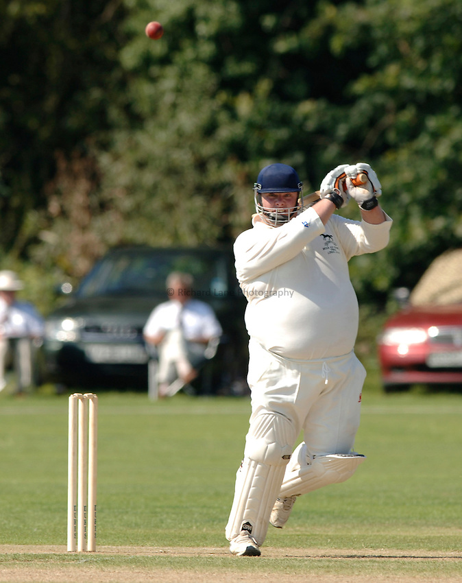 Photo: Henry Browne..Norfolk CC v Wiltshire CC. MCCA Knockout Trophy Final..31/08/2005...Russell Rowe.