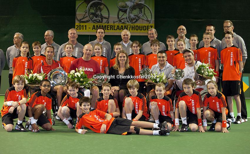19-02-12, Netherlands,Tennis, Rotterdam, ABNAMRO WTT