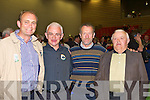 the Kerry County Council Killarney area election count in the Aura Sports Centre in Killarney on Saturday.