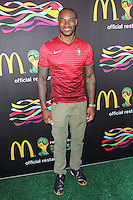 NEW YORK CITY, NY, USA - JUNE 05: Tyson Beckford at the 2014 FIFA World Cup McDonald's Launch Party held at Pillars 38 on June 5, 2014 in New York City, New York, United States. (Photo by Jeffery Duran/Celebrity Monitor)