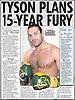 Daily Star Weekend 20/04/13 Chris Royle