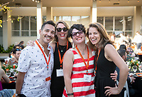 Class dinners. Alumni, family and friends celebrate Alumni Reunion Weekend on Saturday, June 22, 2019 on the campus of Occidental College. This year was for the classes of 1969, 1974, 1979, 1984, 1989, 1994, 1999, 2004, 2009 & 2014.<br />