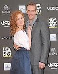 James Van Der Beek and Kimberly Brook at Logo's New Now Next Awards held at Avalon in Hollywood, California on April 07,2011                                                                               © 2010 Hollywood Press Agency